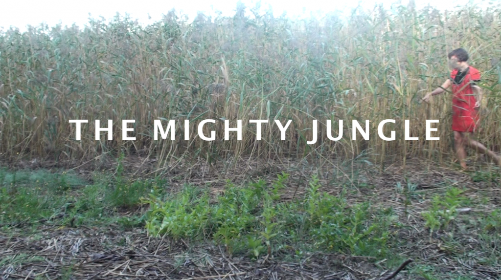 THE MIGHTY JUNGLE1